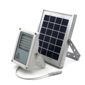 Alpha 180X Solar Flood Light